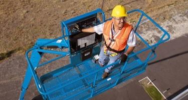 Обеспечение безопасности при работе на подъемниках